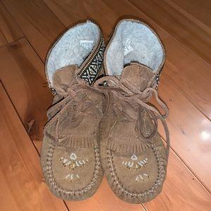 Shoes - mocassins